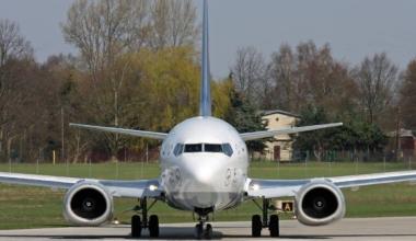 Lufthansa 737 Classic