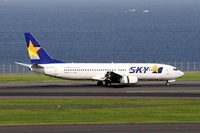 Skymark-737