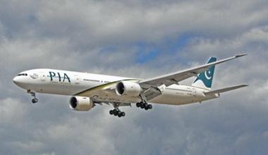 Boeing 777-340ER – Pakistan International Airlines (AP-BHV)