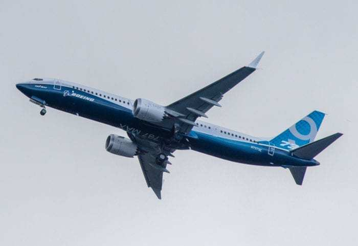FAA says some Boeing 737 MAX airplanes may have faulty parts
