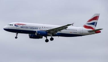 British Airways Airbus A320 Tenerife Emergency