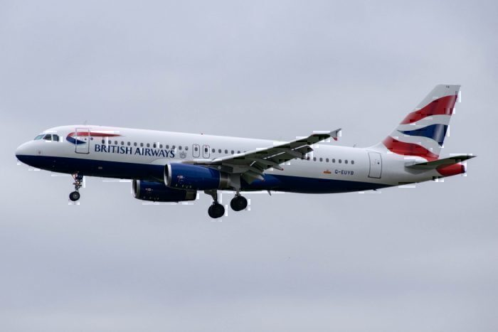 British Airways Airbus A320 Tenerife Emergency