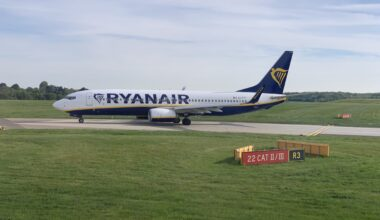 Ryanair UK Pilot Strike