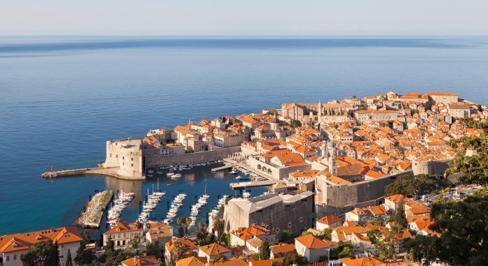 Dubrovnik Town is a new American Airlines destination