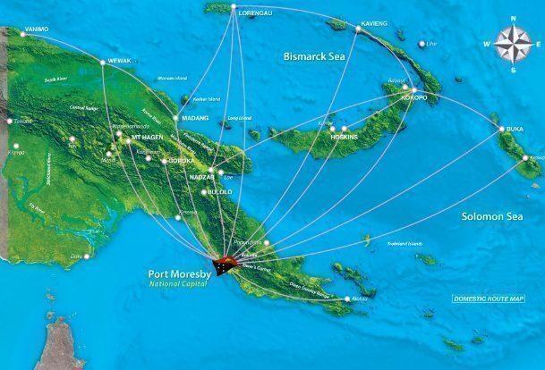 Air Niugini eyes axed Cathay Pacific Cairns - Hong Kong route