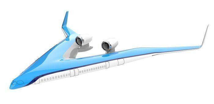 Flying V image II