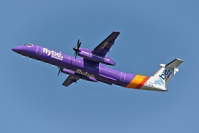 Flybe Cornish