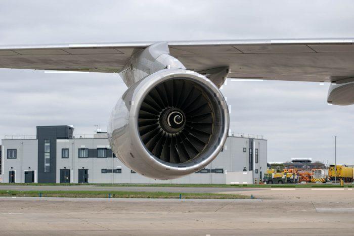 Gas Turbine Engines Rolls Royce