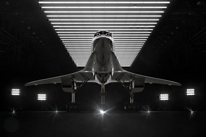 Supersonic flight rules
