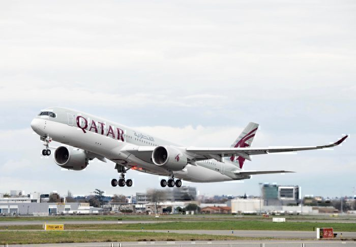 Qatar Airways Boeing 797 Launch Customer