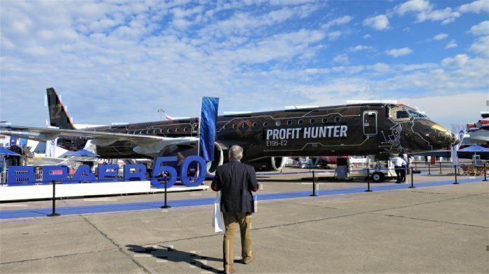 Embraer E2 profit hunter