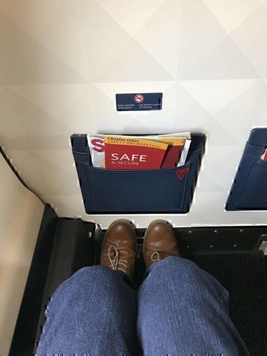 CRJ200 legroom