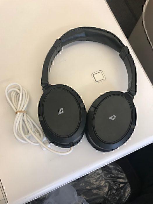 Swiss J headphones