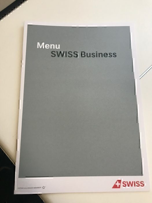 Swiss 777 Business Class Review – Los Angeles To Zurich
