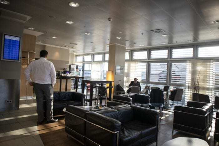 Berlin Tegel Lounge Review: AirportClub