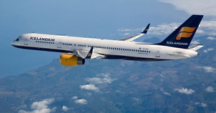 Icelandair 757-200