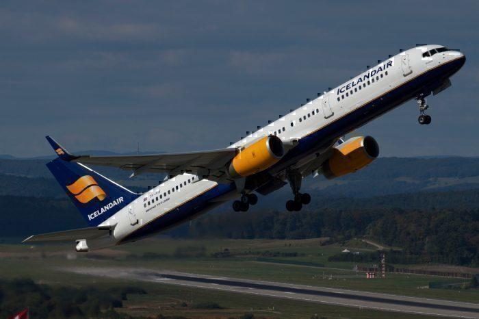 Icelandair Boeing 757-200 TF-FIK