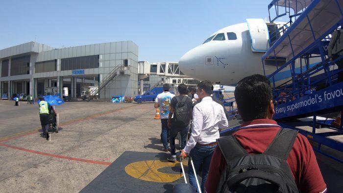 Flight Review: IndiGo – Ahmedabad to Mumbai