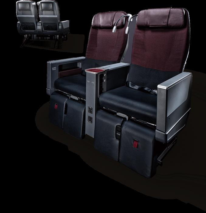JAL A350 Class J