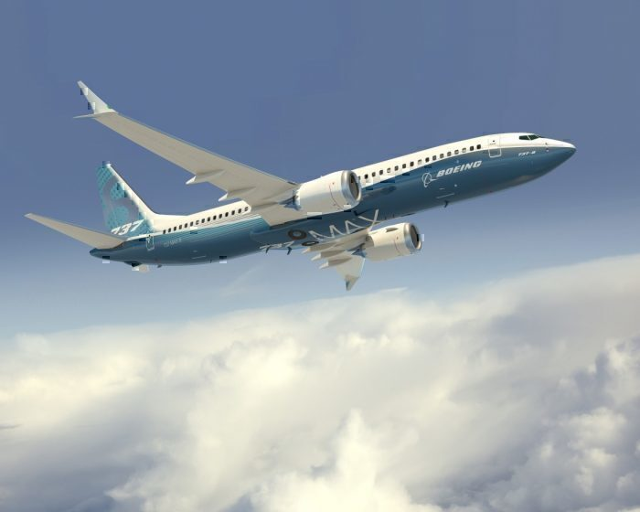 IAG Boeing 737 MAX Order