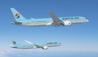 Korean Boeing 787 Order