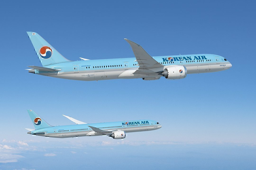 Korean Air To Resume Some International Services In June