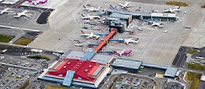 KEF airport