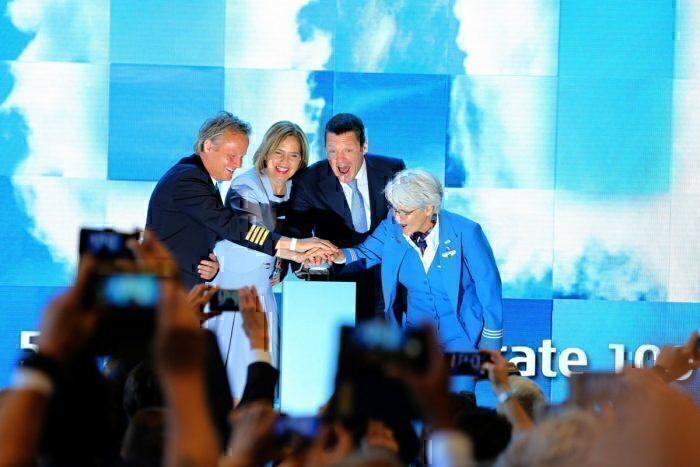 KLM celebrations