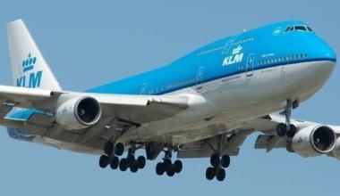 KLM Boeing 747-400 Retirement