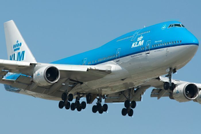 KLM Boeing 747-400 Retirement