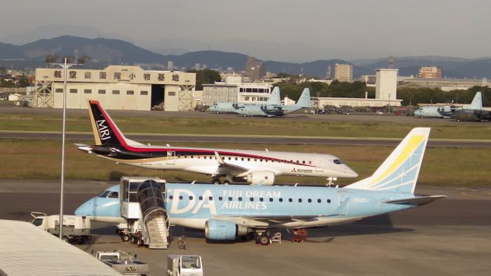 """Mitsubishi Rebands Regional Jet As """"SpaceJet"""""""