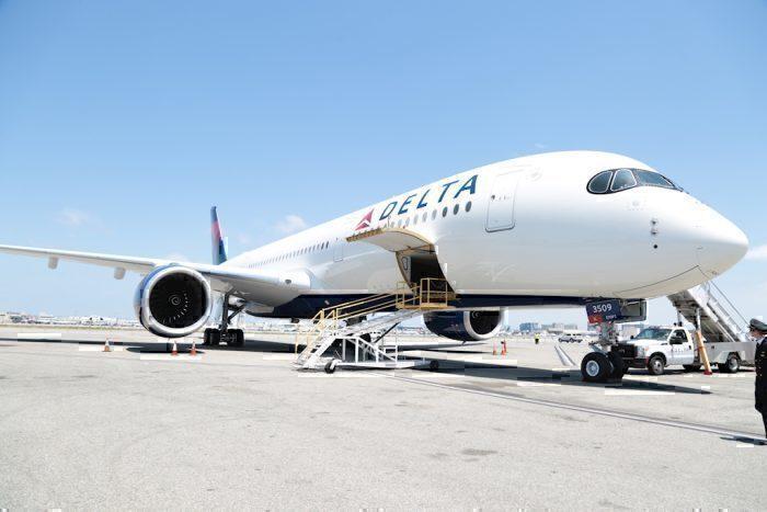 Delta A350