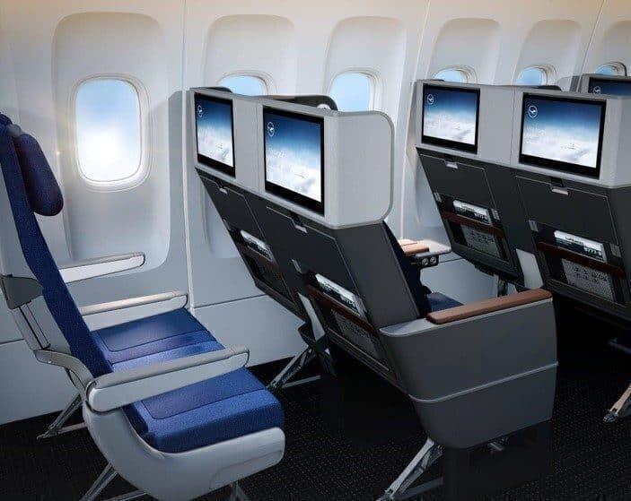Lufthansa Boeing 777X premium economy