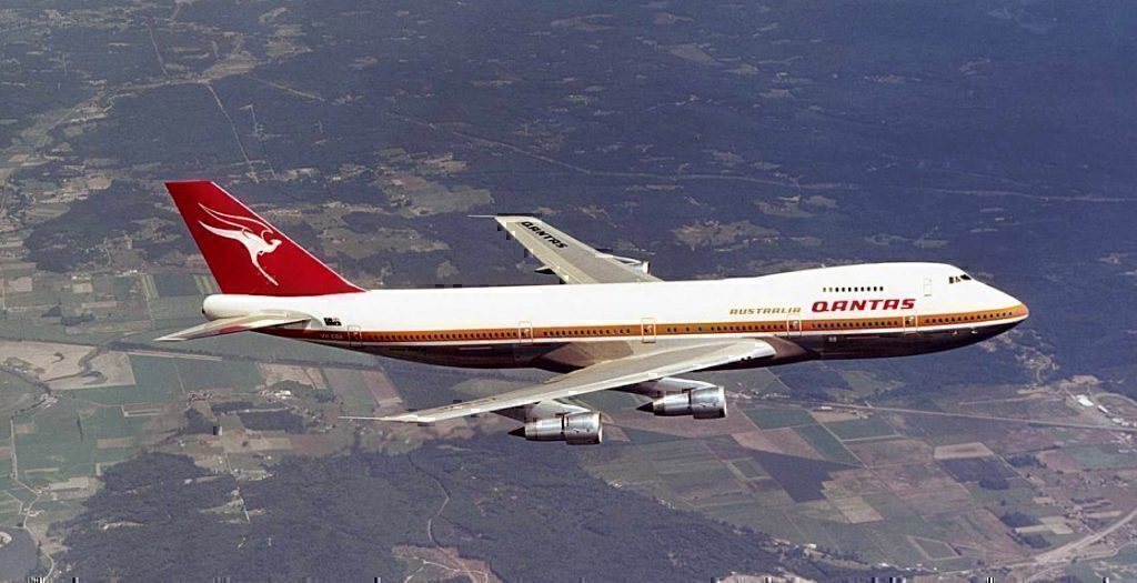 Qantas To Retire All Boeing 747's In The Next 18 Months