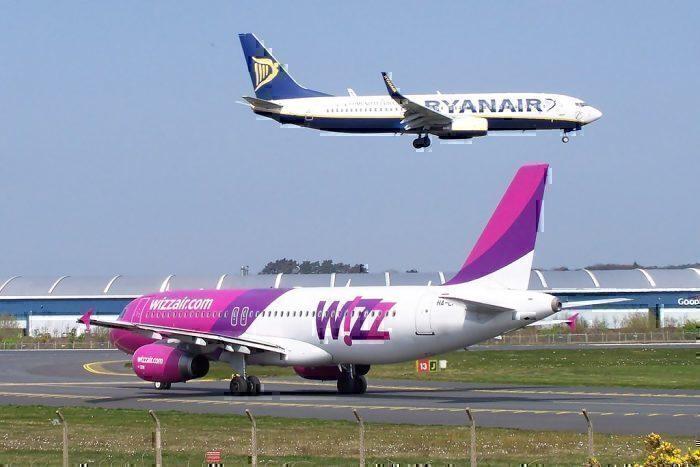 Ryanair wizz