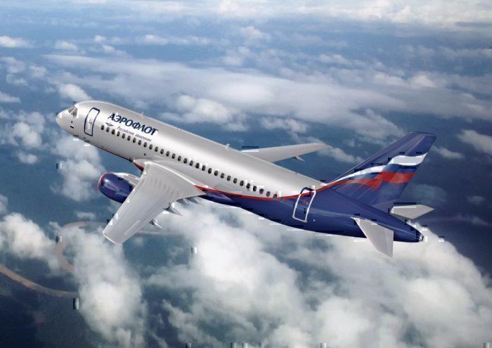 Aeroflot-SJ100