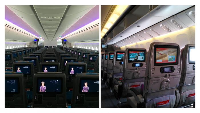 Singapore Airlines Economy Vs Emirates Economy What