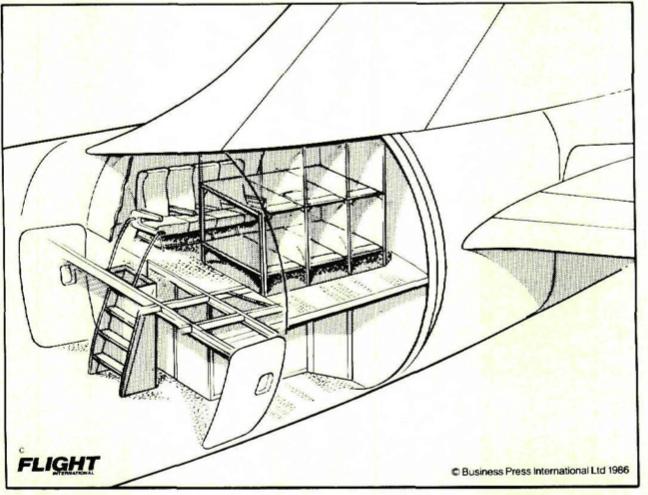Boeing 747 ASB