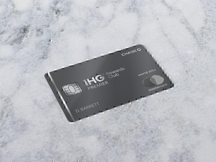 Why You Should Get The IHG Rewards Club Premier Credit Card
