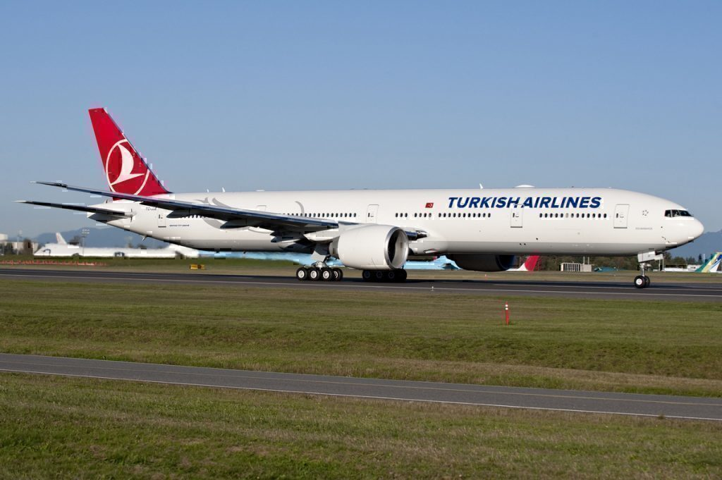 Turkish Airlines Dubai