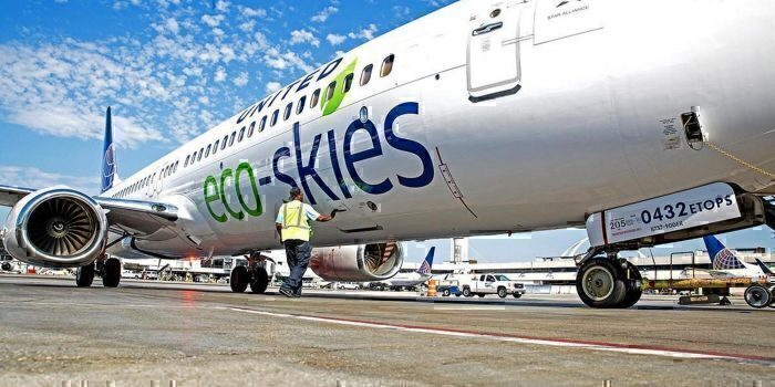 United eco skies