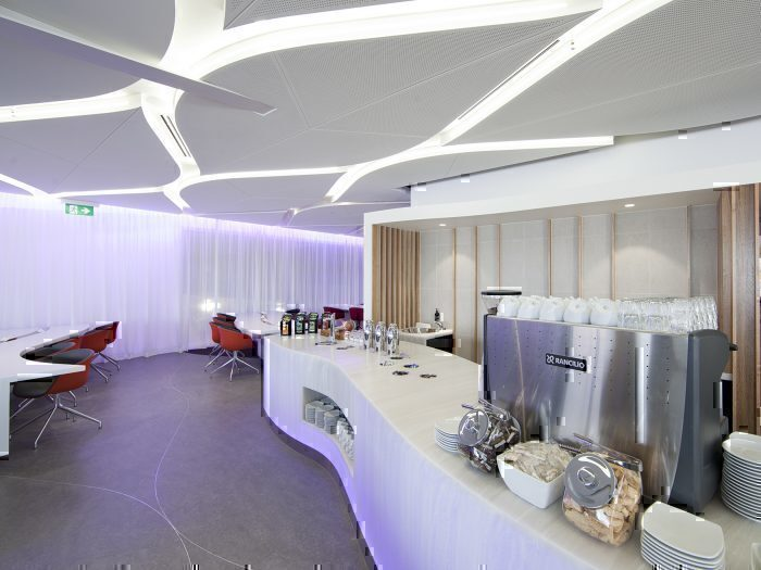 Virgin Australia Gold Coast lounge review