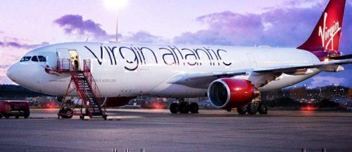 Virgin A330-200