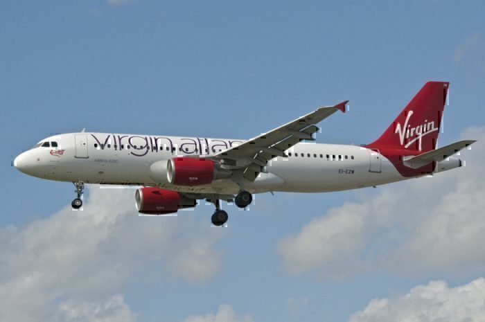 Little Red A320