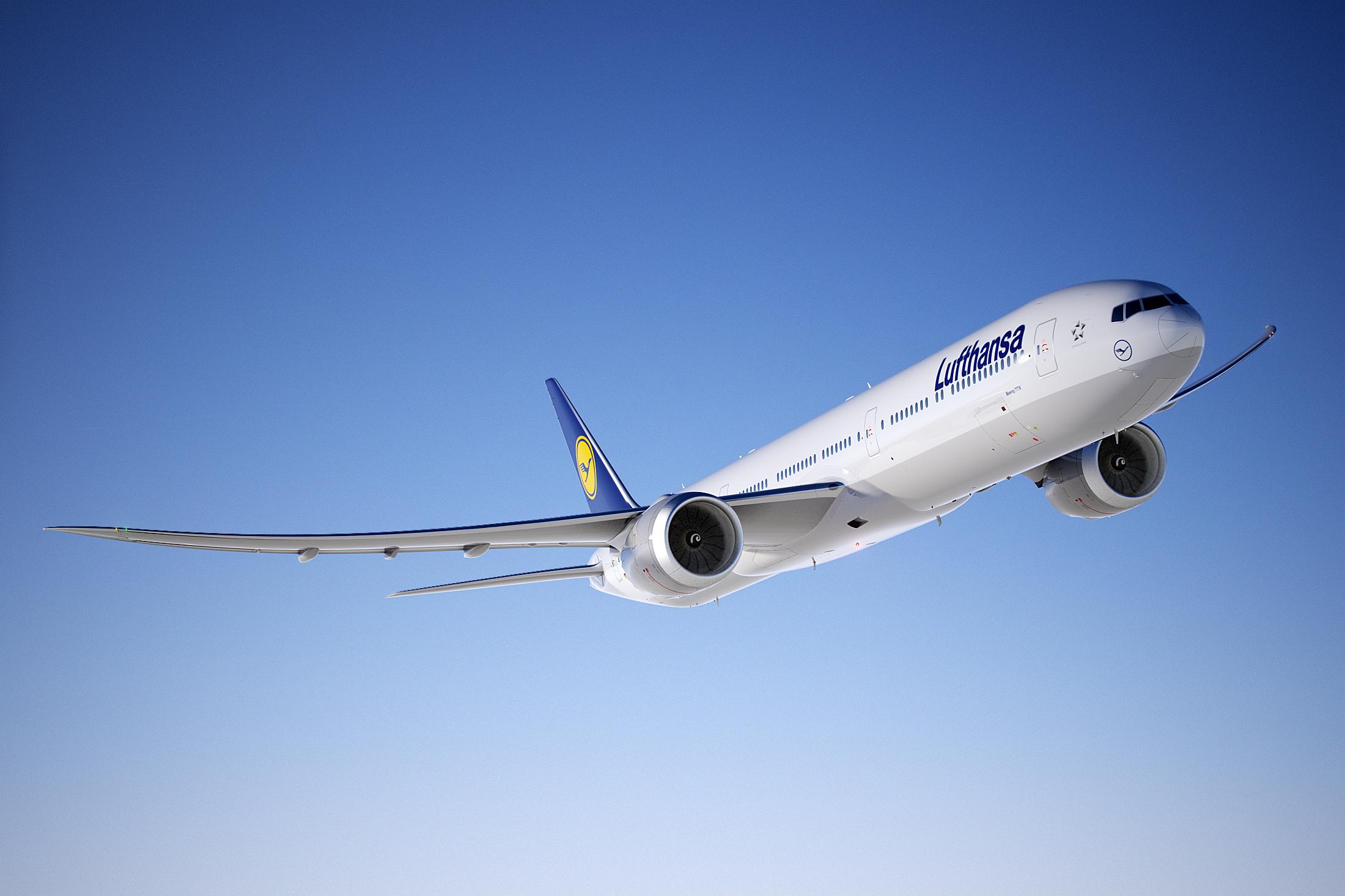 Lufthansa Boeing 777X Delay