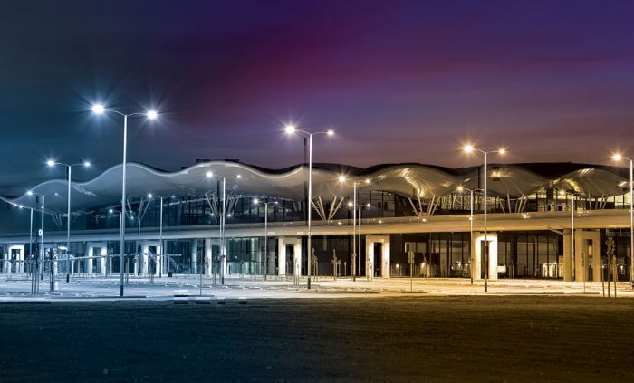Zagreb Airport has flights to Canada but not North America