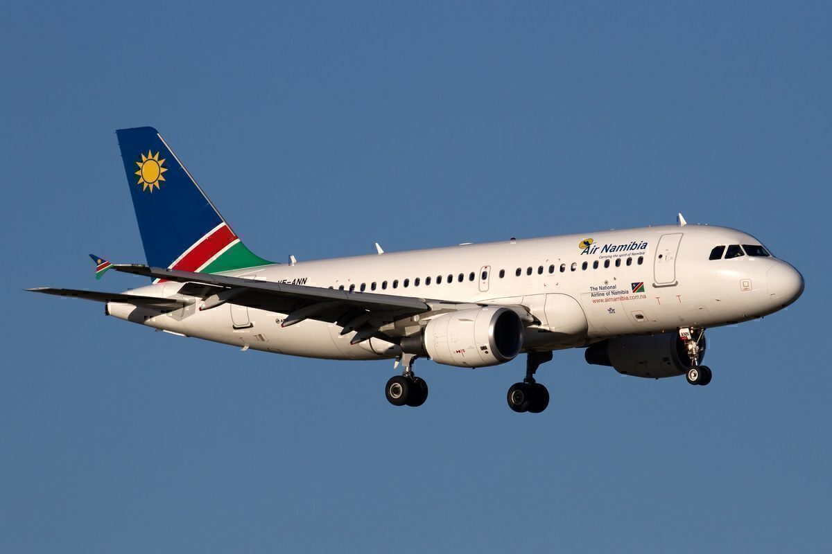 Why Are Air Namibia's Airbus A319's Grounded?