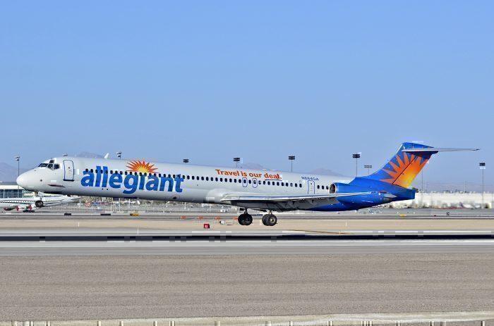 Allegiant-MD-80