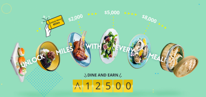 Asia Miles Dine and Earn