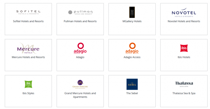 Asia Miles hotel partners